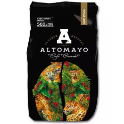 ALTOMAYO GOURMET - COFFEE TOASTED MILLED TO PASS  , PERU - BAG x 500 GR