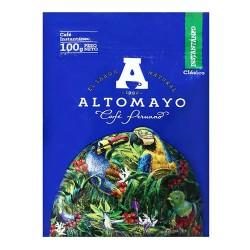 ALTOMAYO - CLASSIC MILLED COFFEE 100% NATURAL , PERU - BAG x 100 GR