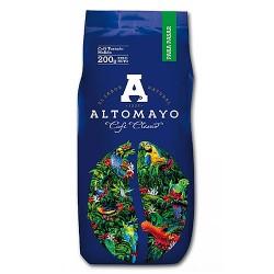 ALTOMAYO CLASSIC - MILLED COFFEE 100% NATURAL , PERU - BAG x 200 GR