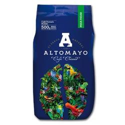 ALTOMAYO - CLASSIC MILLED NATURAL COFFEE  , PERU - BAG x 500 GR
