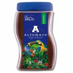 ALTOMAYO - CLASSIC MILLED NATURAL COFFEE , PERU - JAR x 180 GR