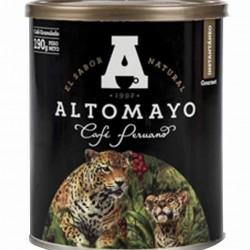 ALTOMAYO GOURMET - PERUVIAN GRANULATED INSTANT COFFEE  - TIN x 190 GR