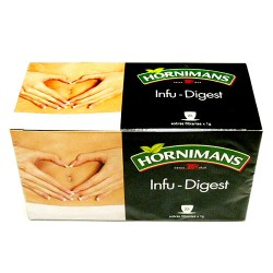HORNIMANS - INFU DIGEST, DIGESTIVE MATE INFUSIONS - BOX OF 25 UNITS