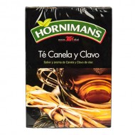HORNIMANS - TEA,CINNAMON AND CLOVE INFUSION,  BOX OF 100 UNITS