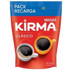 NESCAFE KIRMA - CLASSIC INSTANT MILLED COFFEE , BAG X 170 GR