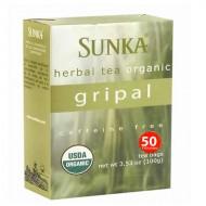 SUNKA GRIPAL - PERUVIAN TEA INFUSIONS , BOX OF 50 TEA BAGS