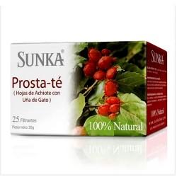 SUNKA - PERUVIAN PROSTA TEA  INFUSION, BOX OF 25 UNITS