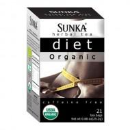 SUNKA - PERUVIAN ORGANIC DIET INFUSION PERU, BOX OF 21 TEA BAGS