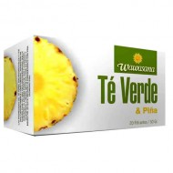 WAWASANA - PERUVIAN GREEN TEA WITH PINEAPPLE BOX OF 20 UNITS
