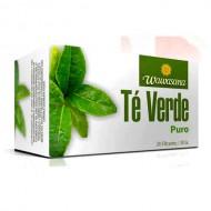 WAWASANA - PERUVIAN  GREEN TEA INFUSION, BOX OF 20 UNITS