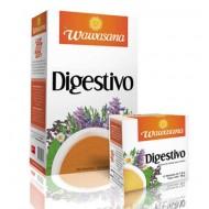 WAWASANA DIGESTIVO - PERUVIAN TEA INFUSIONS , BOX OF 100 TEA BAGS