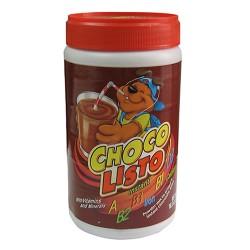 CHOCOLISTO - ENERGIZING CHOCOLATE DRINK FLAVOR X 300 GR