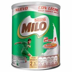 MILO - ENERGIZER DRINK MILK CHOCOLATE FLAVOR , CAN X 400 GR