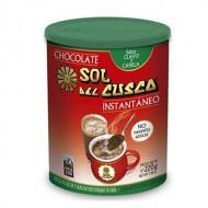 SOL DEL CUSCO - INSTANT CHOCOLATE ,CINNAMON & CLOVE , CAN X 220 GR