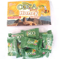 ANDEAN CANDY WITH HONEY BEE , BAG X 1 KG