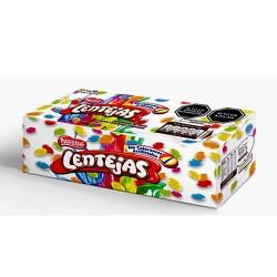 AMBROSOLI - CHOCOLATE LENTILS , BOX OF  20 UNITS
