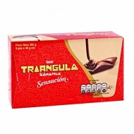 TRIANGULO DONOFRIO - DOUBLE SENSATION CHOCOLATE,  BOX OF 9 UNITS
