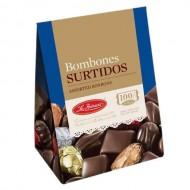 LA IBERICA - ASSORTED CHOCOLATE BONBONS, BOX OF 150 GR