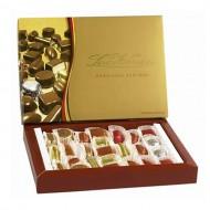 LA IBERICA - CHOCOLATE ASSORTMENT BONBONS , BOX OF 300 GR