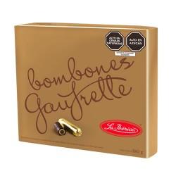 "LA IBERICA - PERUVIAN CHOCOLATE  ""GAUFRETTE""  BONBONS, BOX OF 180 GR"
