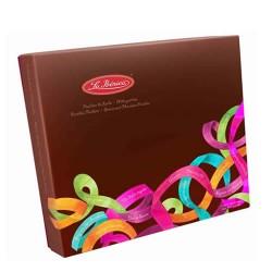 LA IBERICA - PERU ASSORTED PILLS CHOCOLATE MILK - BOX OF 180 GR