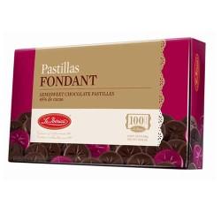 "LA IBERICA - PILLS CHOCOLATE "" FONDANT "" , BOX OF 300 GR"
