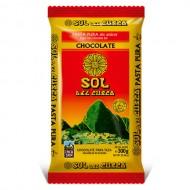 SOL DEL CUSCO - CHOCOLATE HARD PASTE OF COCOA - SUGAR FREE ,TABLET X 300 GR