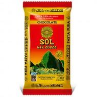 SOL DEL CUSCO - CHOCOLATE HARD PASTE OF COCOA - SUGAR FREE ,TABLET X 100 GR