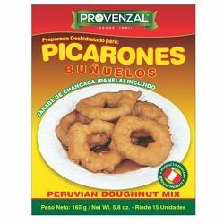 PROVENZAL - PERUVIAN DOUGHNUT PICARONES , BOX OF 165 GR