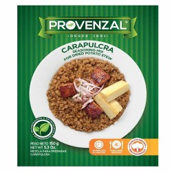 PROVENZAL -  CARAPULCRA  - SEASONING FOR DRIED POTATO , STEW X 150 GR