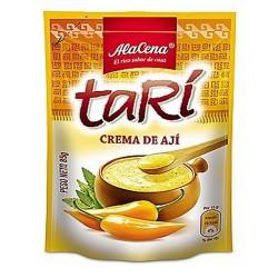 TARI - PERUVIAN  YELLOW CHILI SAUCE , SACHET x 85 GR