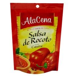 ALACENA - PERUVIAN ROCOTO CHILI SAUCE, SACHET X100 GR