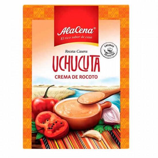 ALACENA - UCHUCUTA CREAM OF ROCOTO CHILLI , SACHET X 85 GR
