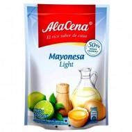 ALACENA - PERUVIAN LIGHT MAYONNAISE, SACHET X 100 GR