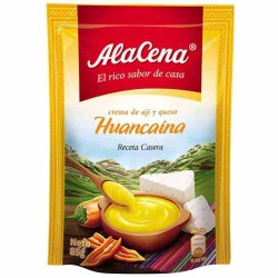 ALACENA  - HUANCAINA PERUVIAN SAUCE X 85 GR