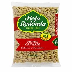 HOJA REDODNA - CANARY KIDNEY BEAN , BAG X 500 GR