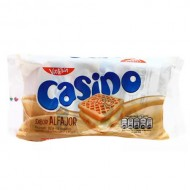 CASINO - COOKIES FILLED WITH ALFAJOR CREAM - BAG X 6 PACKETS