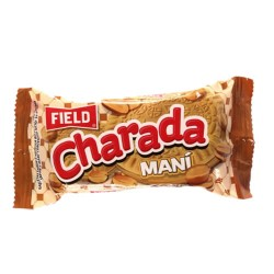 CHARADA - COOKIES FILLED WITH PENAUT CREAM - BAG X 6 UNITS