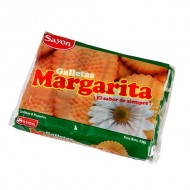 MARGARITA - PERUVIAN VANILLA COOKIES, BAG X 6 PACKETS