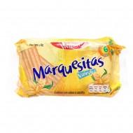 MARQUESITAS - COOKIES  VANILLA FLAVOR, BAG X 6 PACKETS