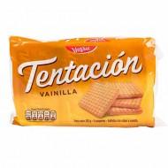TENTACION -  COOKIES VANILLA FLAVOR, BAG X 6 PACKETS
