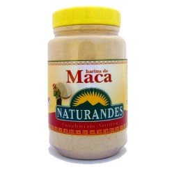 NATURANDES - MACA FLOUR POWDER X 340 GR