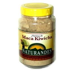 NATURANDES - MACA AND KIWICHA FLOUR POWDER X 340 GR