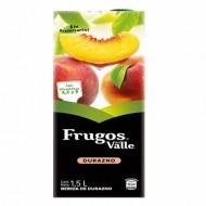 FRUGOS - NECTAR JUICE OF PEACH TREE X 1 LITER
