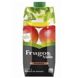 FRUGOS - NECTAR JUICE OF MANGO X 1 LITER