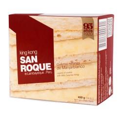 SAN ROQUE - KING KONG STUFFED OF BLANCMANGE X 450 GR.
