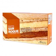 SAN ROQUE - KING KONG  FILLING WITH BLANCMANGES AND PINEAPPLE X 900 GR