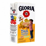 GLORIA  -  PERUVIAN FRESH UHT MILK KIDS, BOX  X 1 LITER
