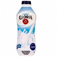 GLORIA - NATURAL YOGURT , BOTTLE X 1 LITER