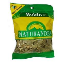 NATURANDES - BOLDO LEAVES X 60 GR